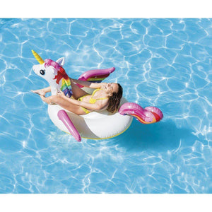 Intex Inflatable Unicorn Ride On Pool Float