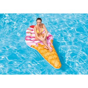 Intex Ice Cream Cool Inflatable Pool Float