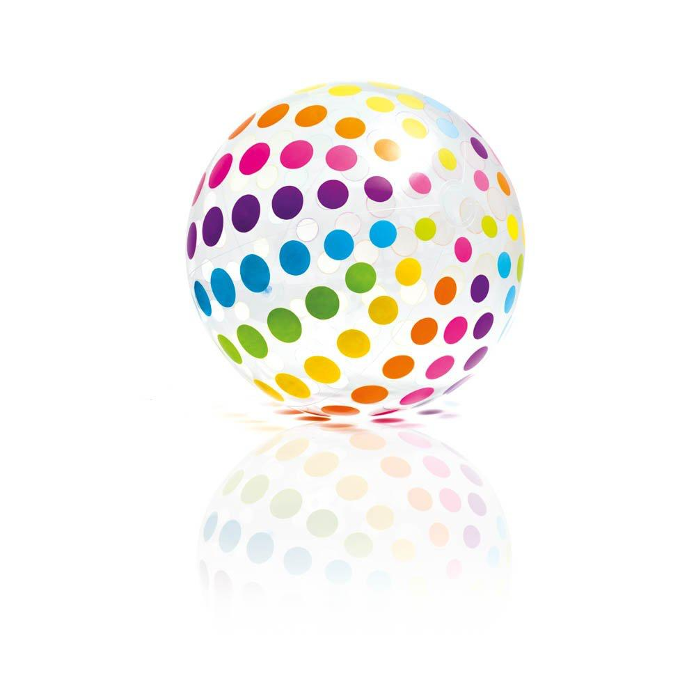 Multi Colour Jumbo Beach Ball