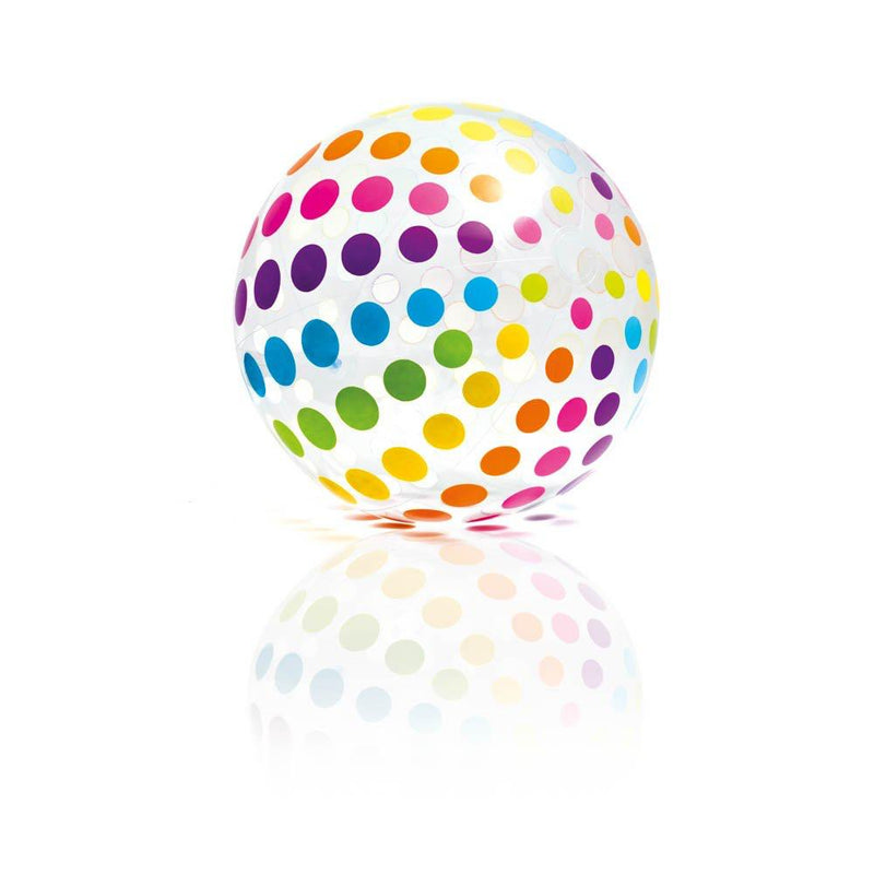 Intex Multi Colour Jumbo Beach Ball