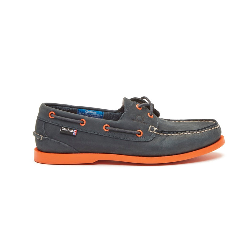 Chatham Men's Compass II G2 Leather Boat - Deck Shoe