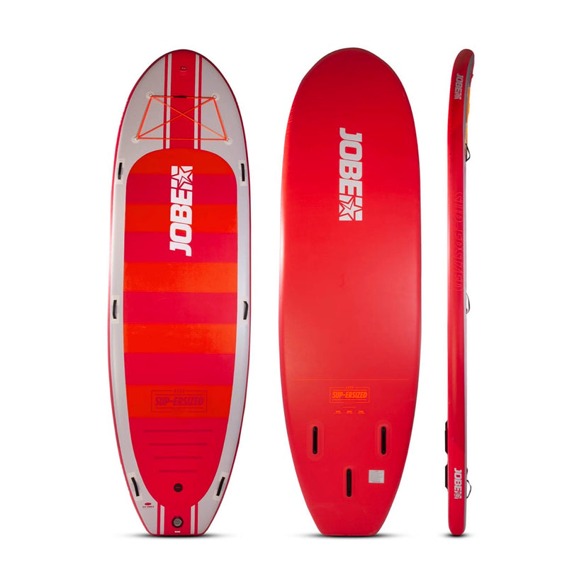 Jobe 2020 Super SUP | Six Person, 15ft, Inflatable Paddle Board