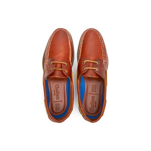 Chatham Mens Deck II G2 Premium Leather Deck Shoe