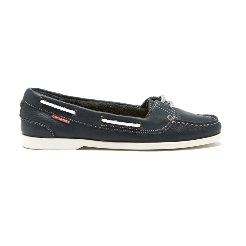 Chatham Harper Leather Boat Shoe