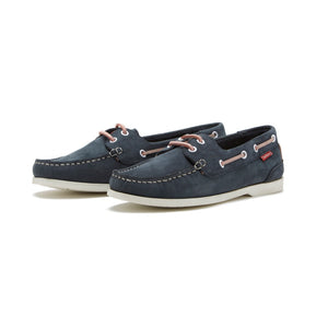Chatham Willow Ladies Leather Boat Shoes