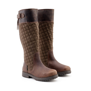 Chatham Women's Ascot Waterproof High Leg Country & Riding Boots