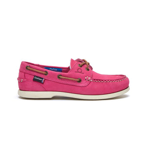 Chatham Pippa II G2 Ladies Boat / Deck Shoes - Tan, Navy, Pink or Turquoise