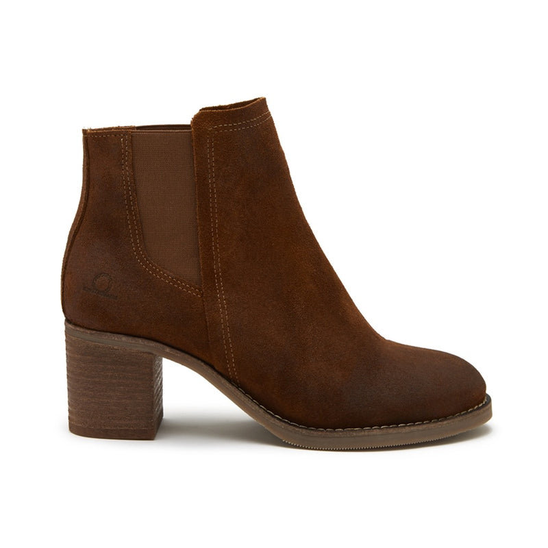 Chatham Savannah Boots - Tan Suede