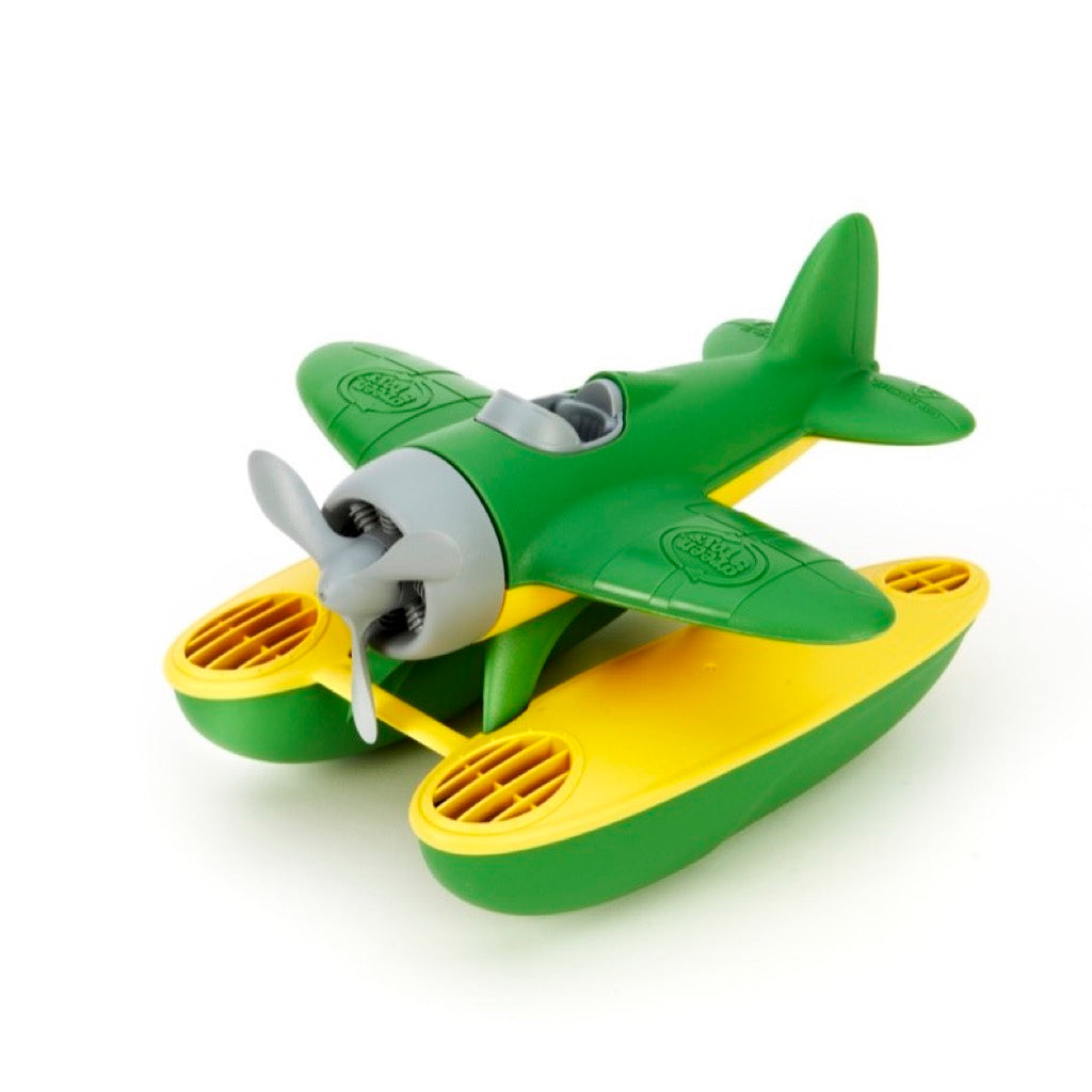 Green Toys Kids Eco Seaplane | Bath Toys