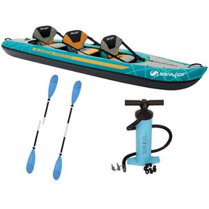 Sevylor Alameda Premium Kayak Package 1 with Pump & Two Paddles