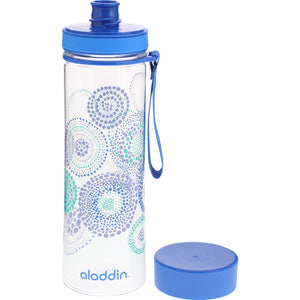 Aladdin Aveo Large Blue Refillable Water Bottle 0.6L