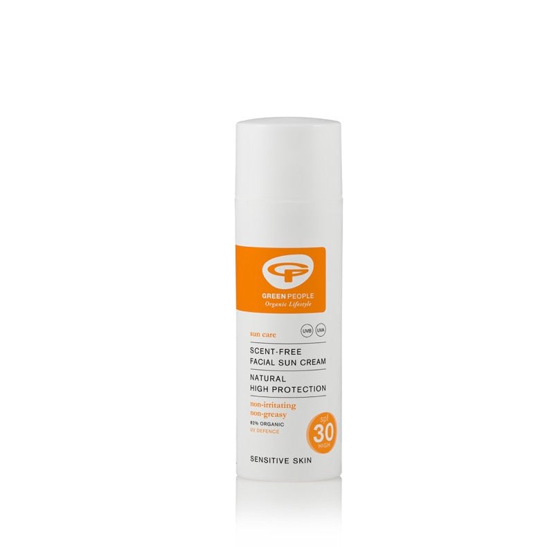 Green People Facial Sun Cream SPF30 50ml