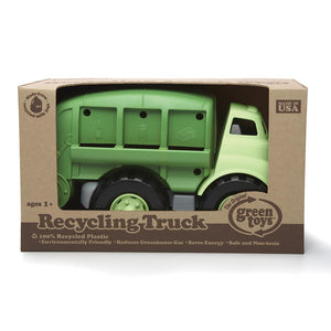 Green Toys Kids Eco Recycling Toy Truck | Best Eco Toy