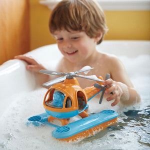 Green Toys Kids Eco Seacopter | Bath Toy