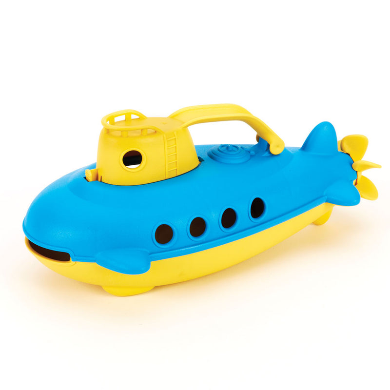 Green Toys Eco Yellow Submarine