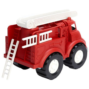Green Toys Eco Toy Fire Truck
