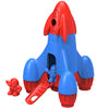 Green Toys Kids Red Eco Toy Rocket