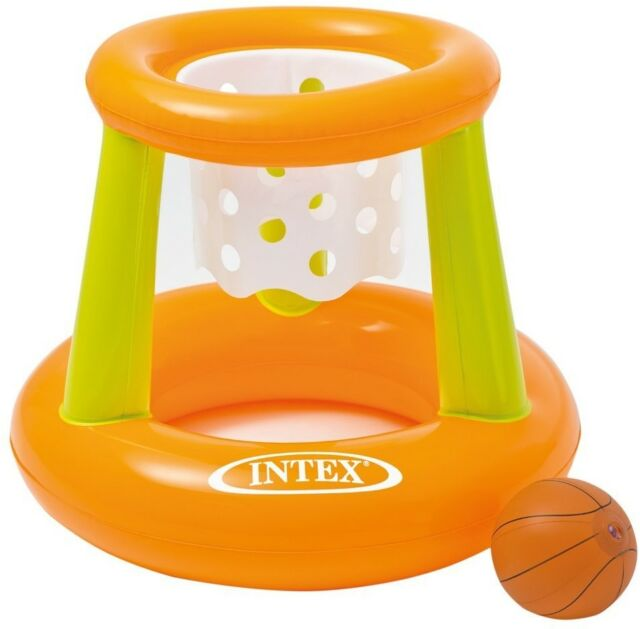 Intex Floating Basketball Hoop