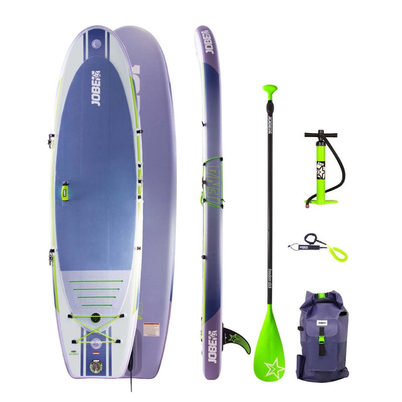 Jobe Lena 10.6 Inflatable SUP Yoga Paddle Board Package 2019