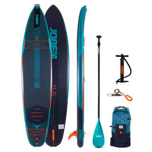Jobe Duna 11.6 Inflatable SUP Paddle Board Package 2021