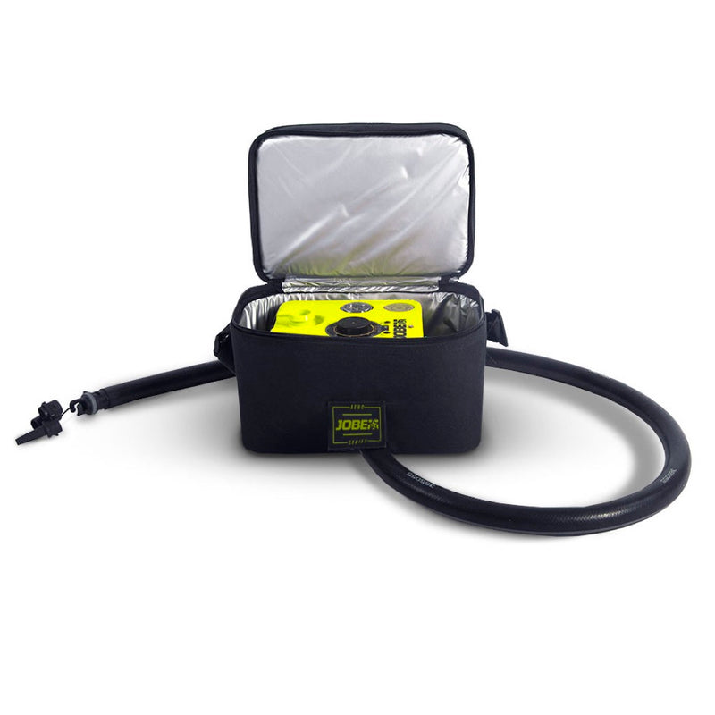 Jobe Portable Electric Pump With padded Bag