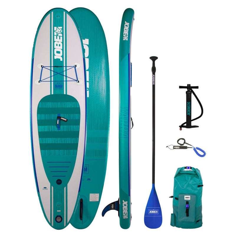 Jobe Yarra 10.6 Inflatable SUP Paddle Board Package 2020