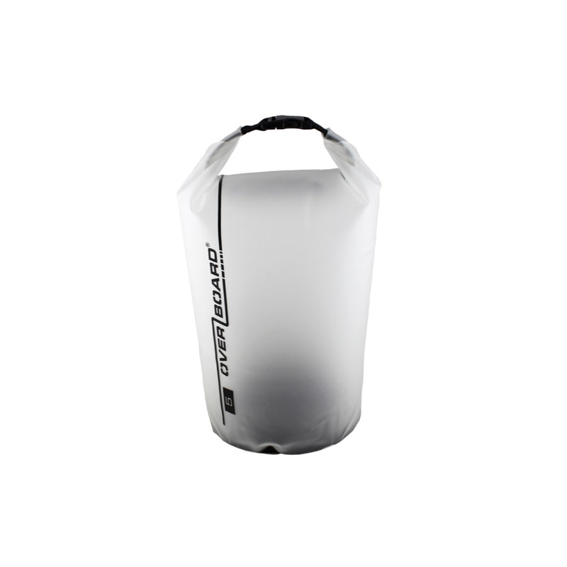 OverBoard 5L Pro-Light Clear Waterproof Dry Tube Bag