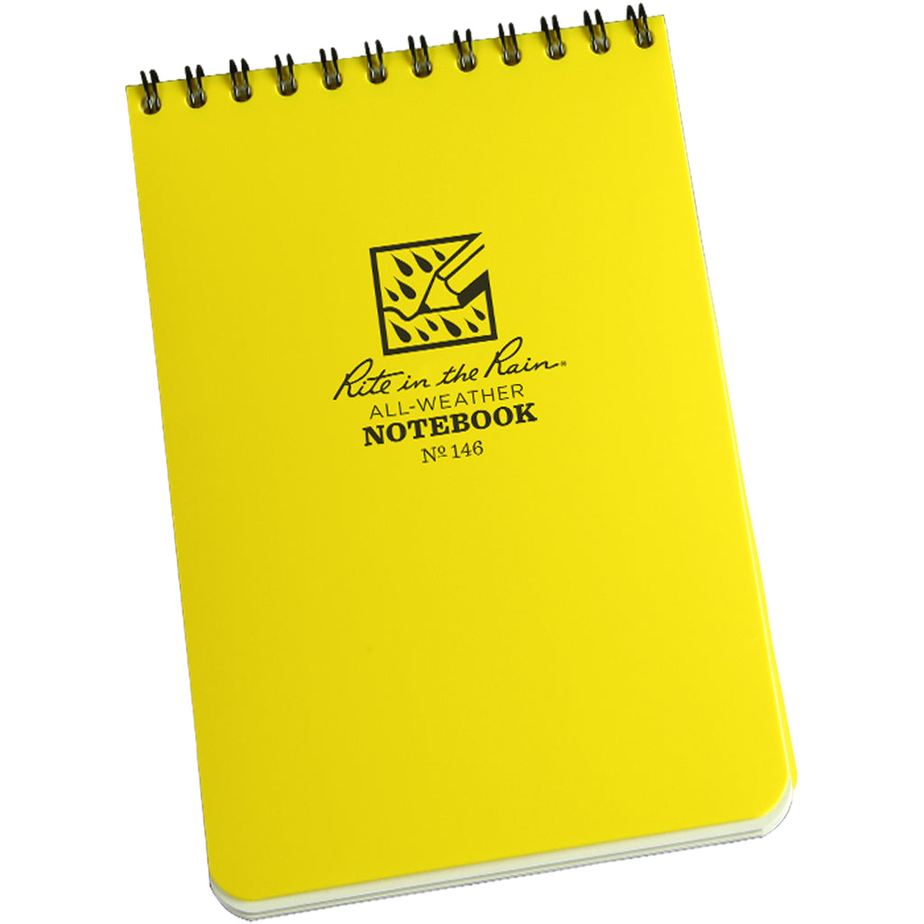 Universal Pocket Notebook (50 Sheets)