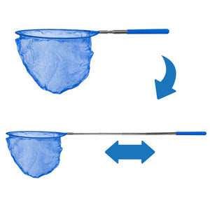 Scrunch Foldable Fishing Net