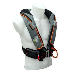 TeamO 170N Pro Sensor BackTow Lifejacket and Harness