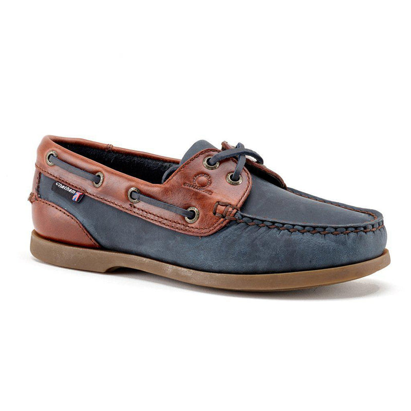 Chatham Bermuda Lady G2 Leather Boat Shoe