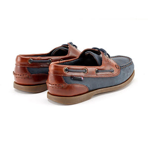 Chatham Women's Bermuda Lady G2 Leather Boat / Deck Shoe - Navy or Brown