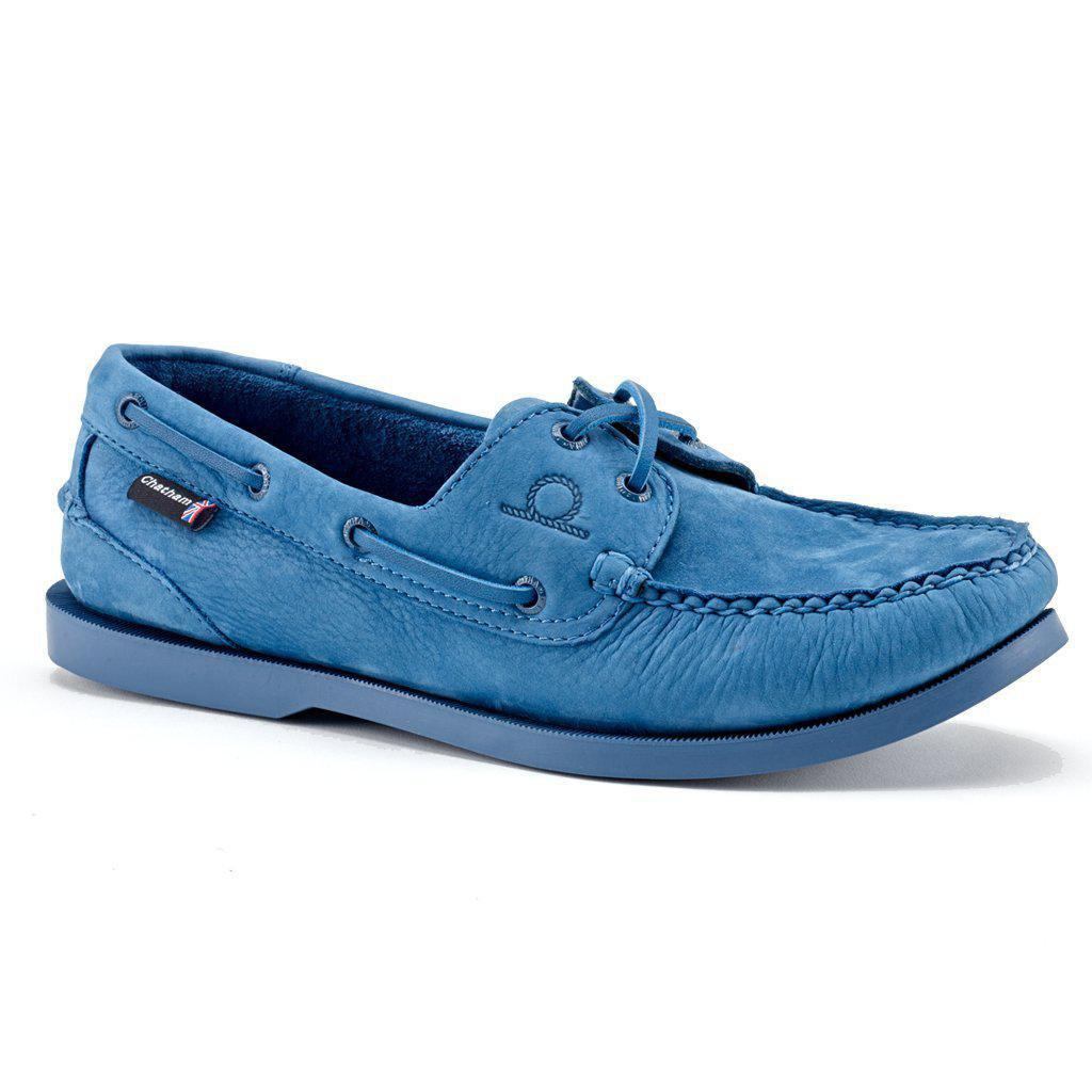 Compass II Leather Boat Shoe