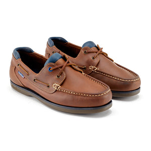 Chatham Pitt Premium Leather Boat Shoe