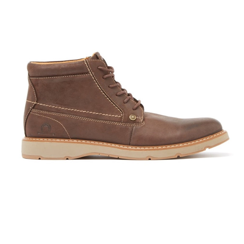 Chatham Warwick Chukka Boots - Dark Brown