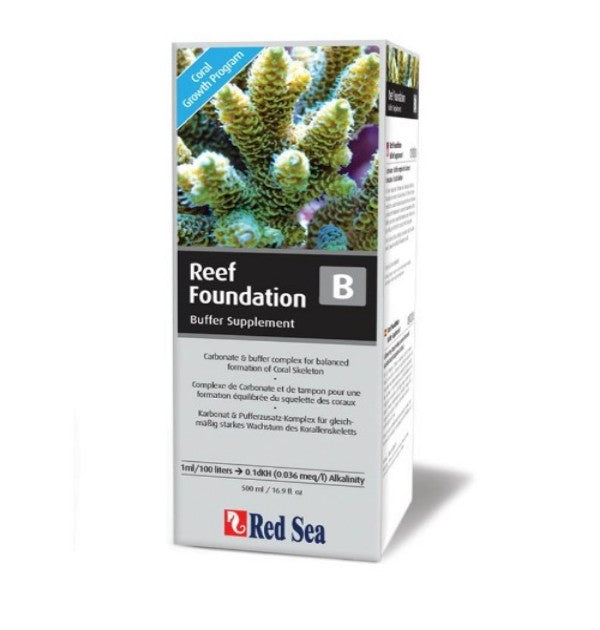 Reef Foundation B (Alk) - 500ml