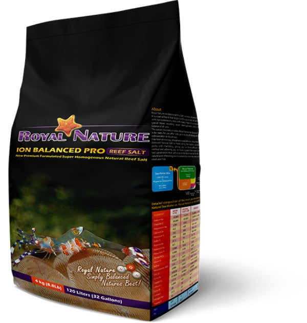 Royal Nature - Ion Balanced Pro Salt in Refill Bag  - 32 gal (4kg)