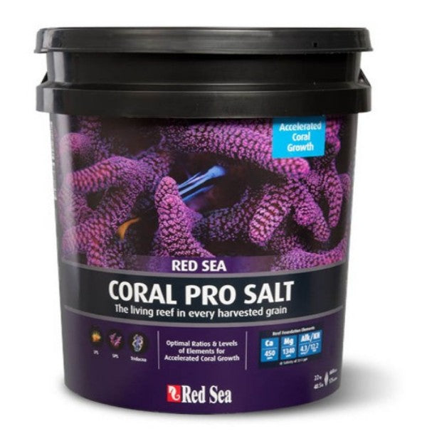 Coral Pro Salt - 175 gal Bucket with RE 2pack