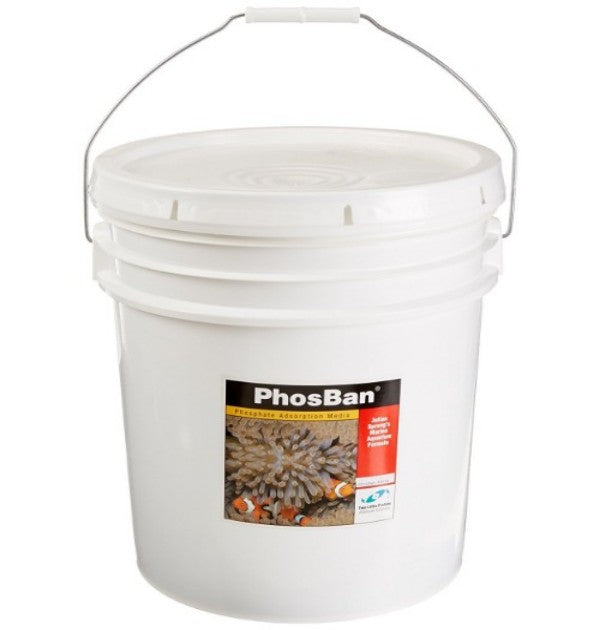 PhosBan Phosphate Adsorption Media - 6000g (13.2lb) Bucket