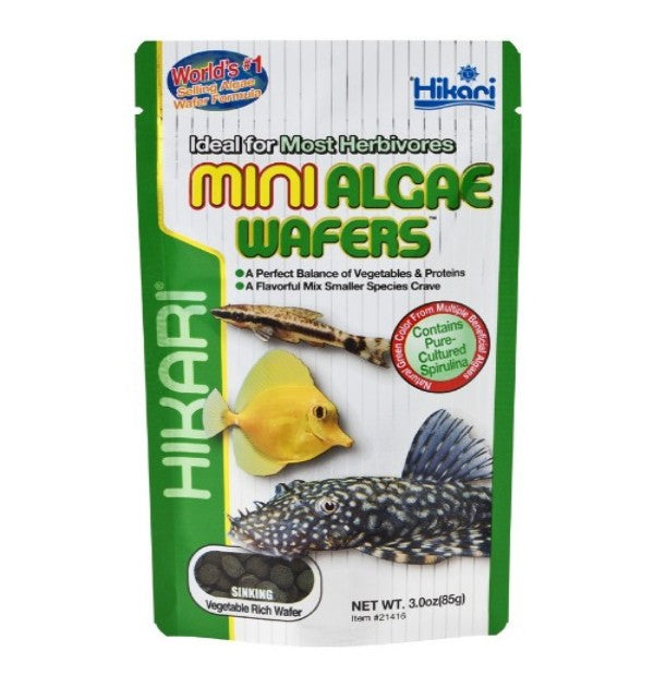Mini Algae Wafers (3 Oz)