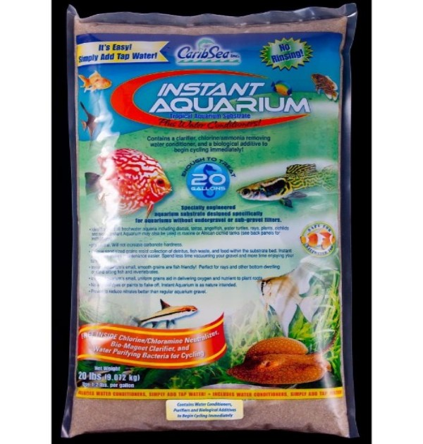 Instant Aquarium Crystal River - 2x20lbs