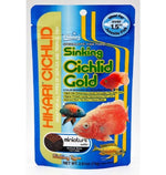 Sinking Cichlid Gold Mini Wafer 2.61 Oz (74G)