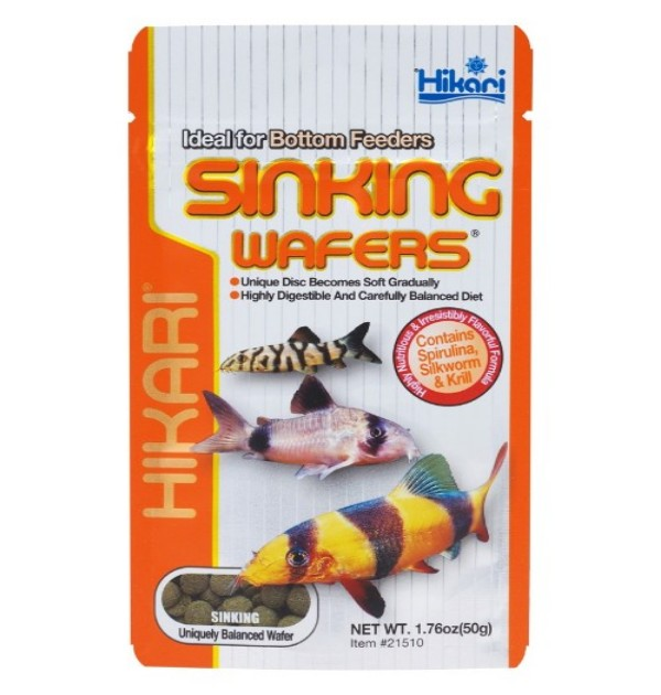 Sinking Wafers (1.76 Oz) - Wafer