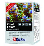 Reef Colors ABCD 4-Pack (4@100ml)