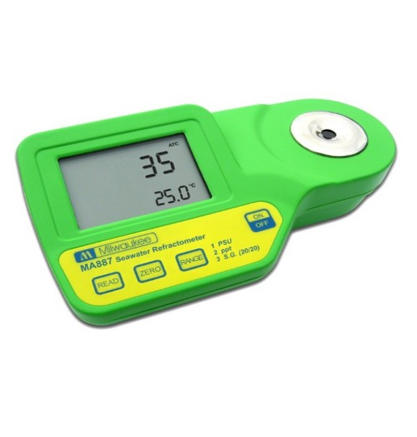 Seawater Digital Refractometer