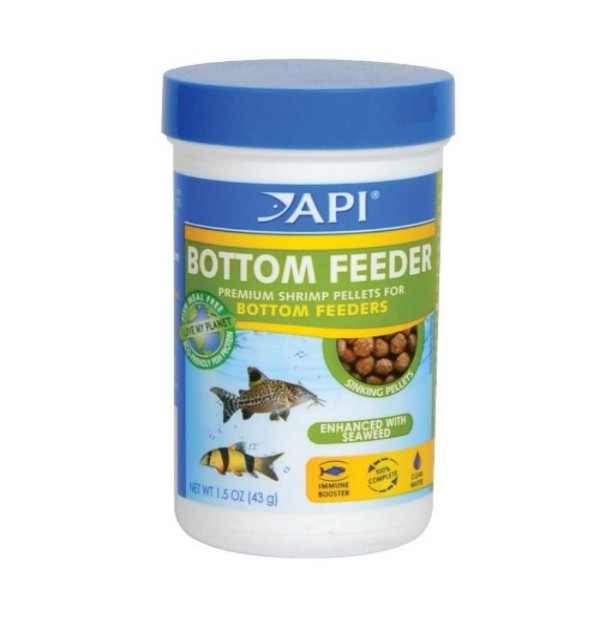Bottom Fdr Shrimp Plts 1.5 Oz