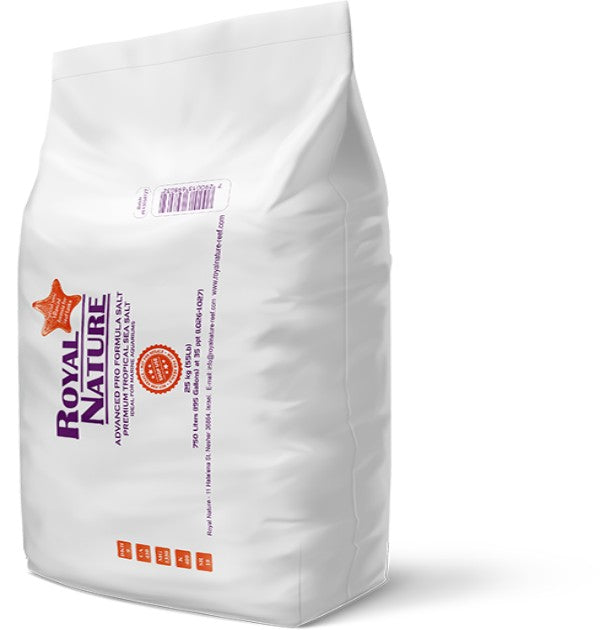 Royal Nature - Advanced Pro Salt SHOP USE Bag 198 gal (25kg)