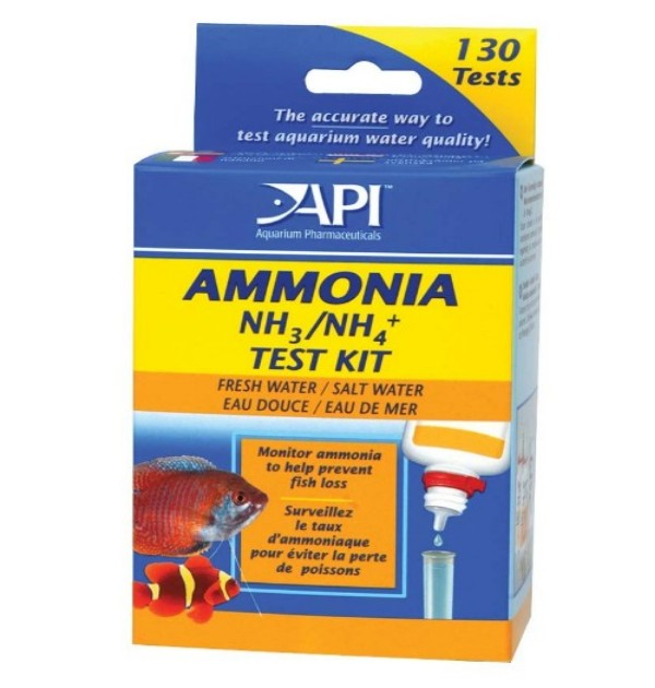 AMMONIA TEST KIT (SALICYLATE)