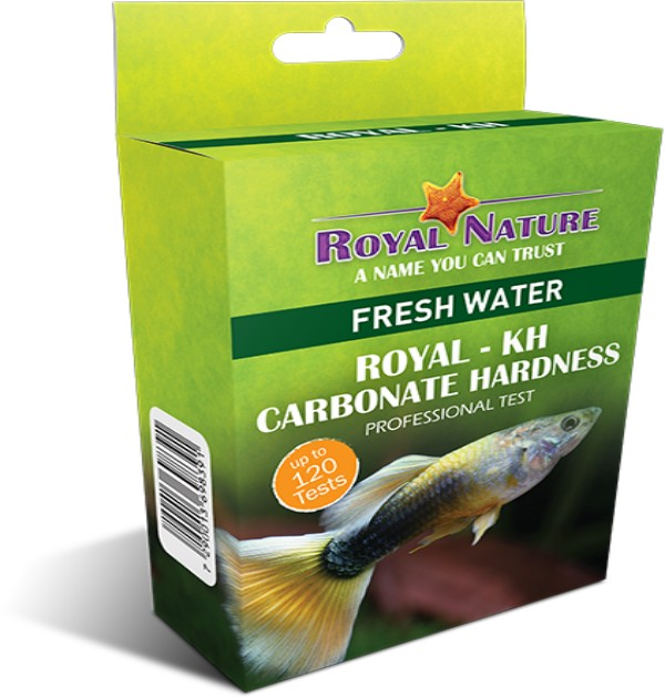 Royal Nature - KH Professional Freshwater Test Kit