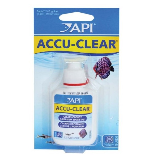 Accu-Clear 1-1/4 Oz Card